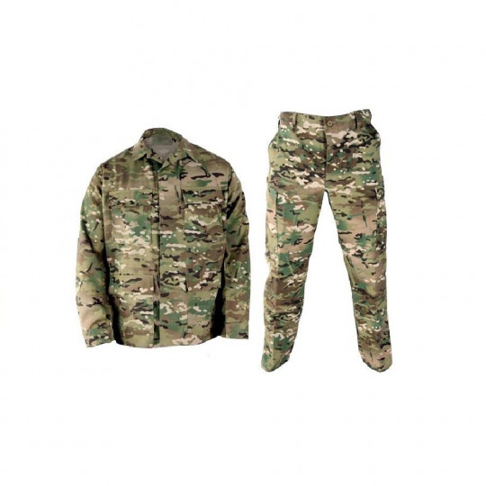 Костюм BDU US Army Multicam