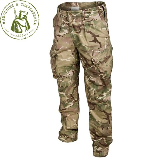 Брюки Britan WindProof MTP camo