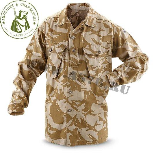 Рубашка армейская полевая Великобритания DPM Desert