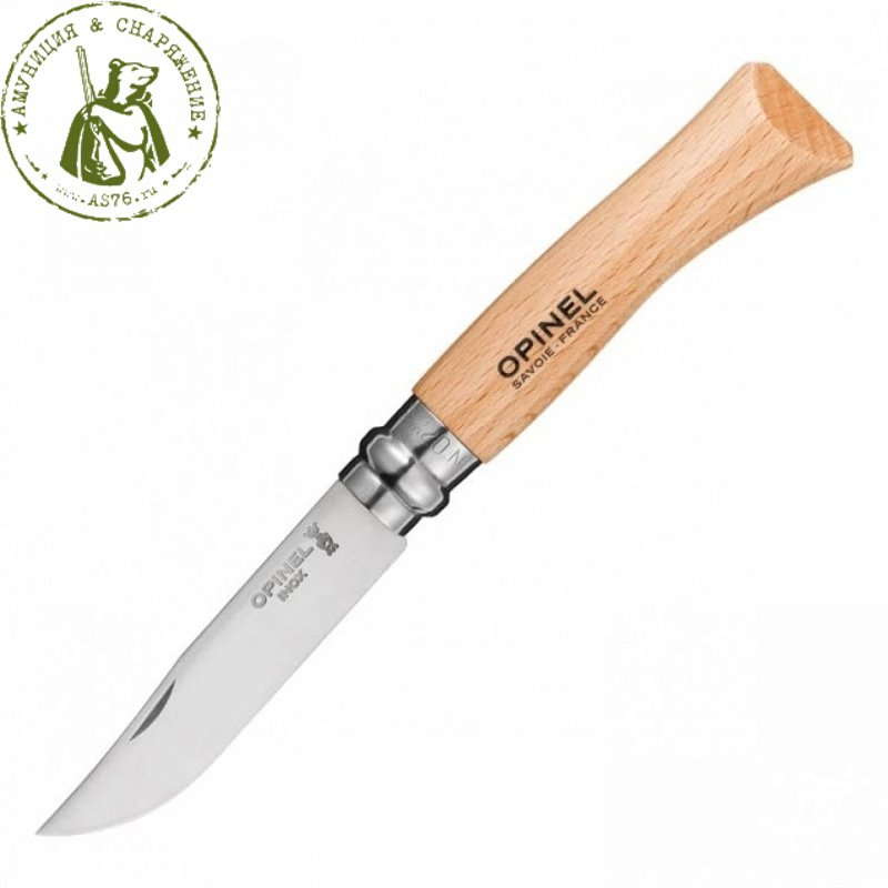 Нож складной Opinel 7 VRI