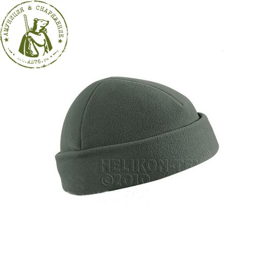 Шапка Helikon Watch Cap Foliage green