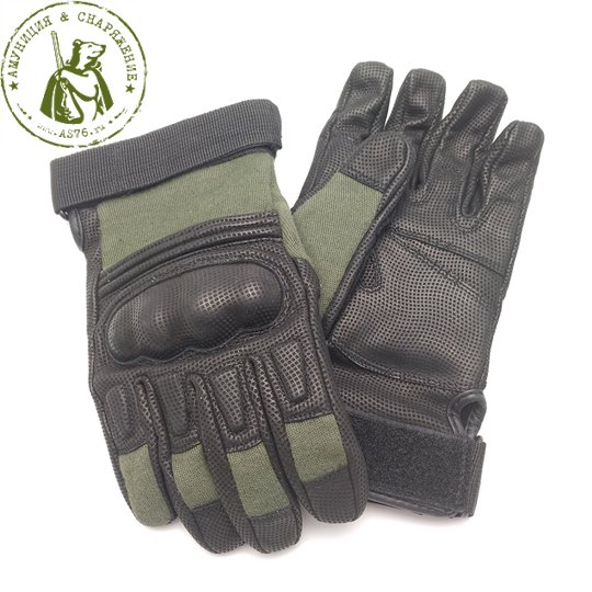 Перчатки EDGE Commando Action