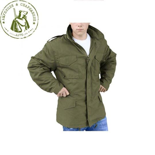 Куртка Surplus М65 US Olive