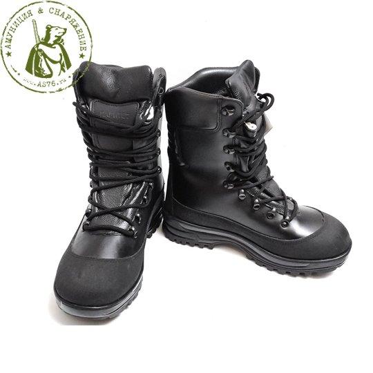 Ботинки с высокими берцами зимние для офицеров Тип Б