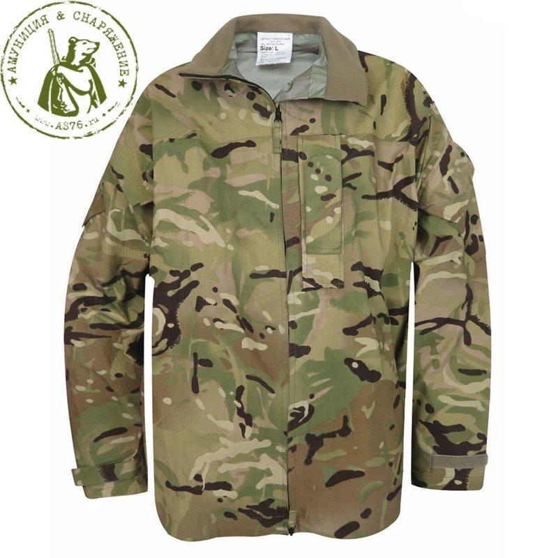 Куртка мембранная Lightweight  Britain MTP