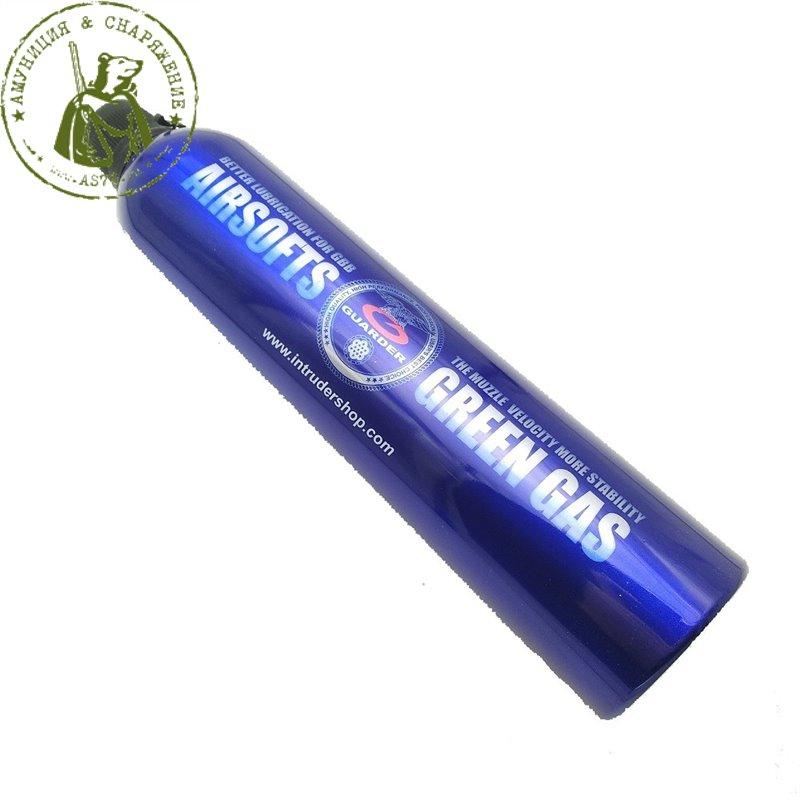 Газ green gaz Guarder 1000 ml
