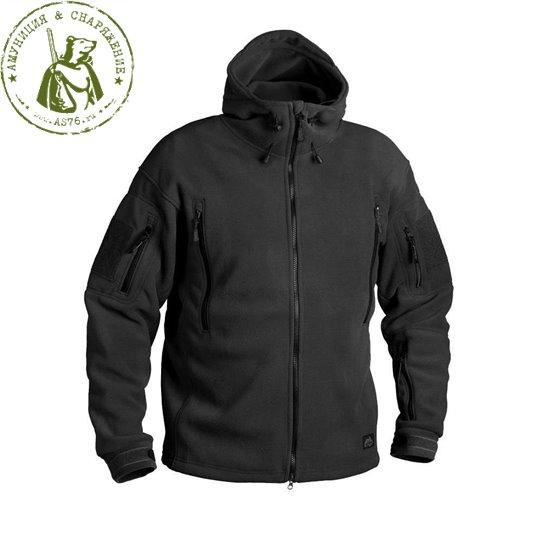 Куртка тактическая Patriot Helikon черная