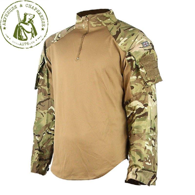 Рубашка-термо под бронежелет Britan MTP Camo