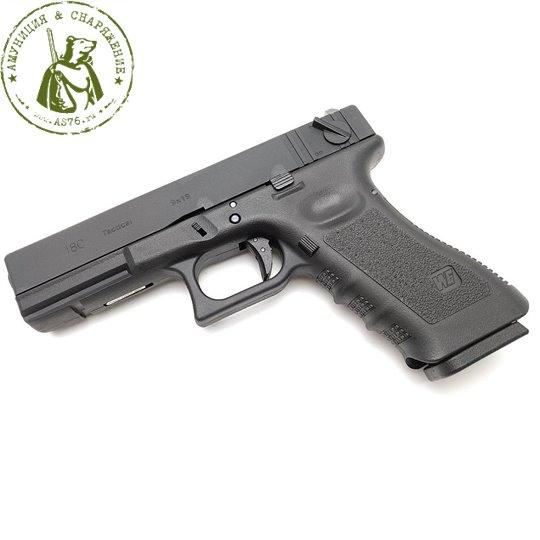 Пистолет страйкбольный Glock-18 gen4 WE