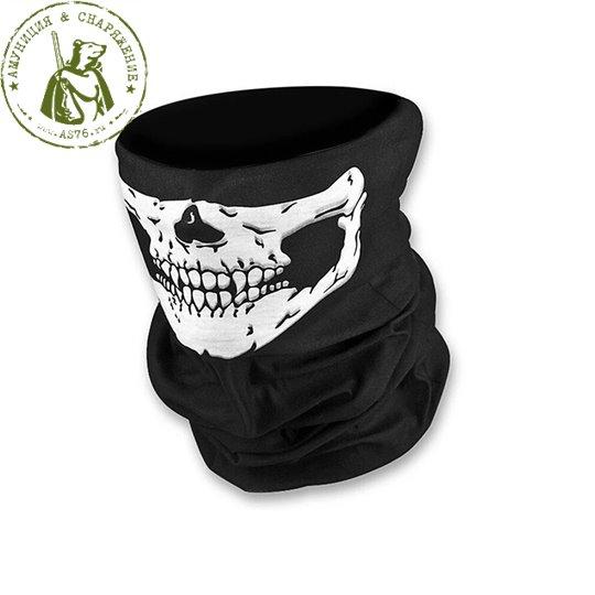 Шарф бандана Skull Black