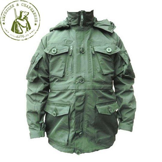 Куртка Garsing Панцирь GSG-14 с подстегом Olive