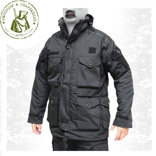 Куртка Garsing Панцирь GSG-14 Black