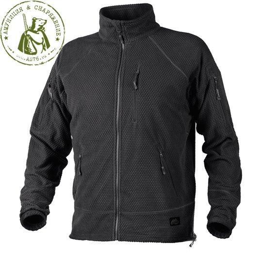 Куртка Helikon Alpha Tactical Grig flees Black