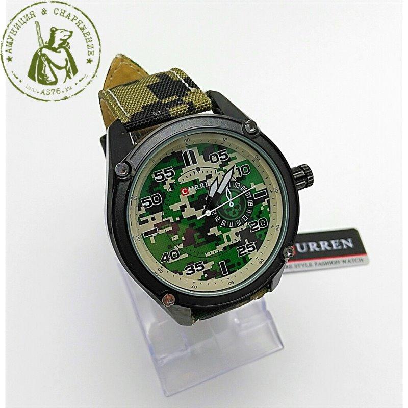 Часы тактические Curren кварцевые 8183