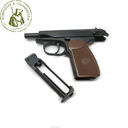 Пистолет МР-654К-20 4.5мм Макарова ПМ