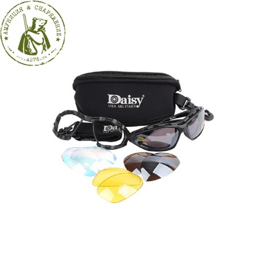 Очки Daisy C4 Outdoor UV Protection
