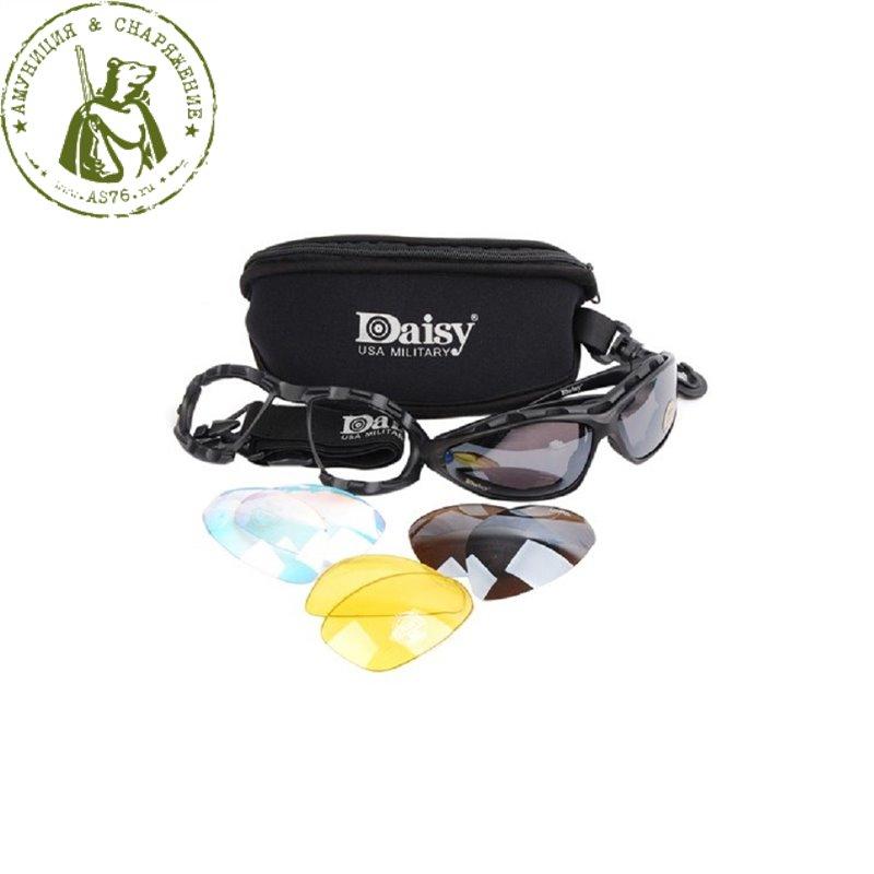 Очки Daisy C4 Outdoor UV Protection