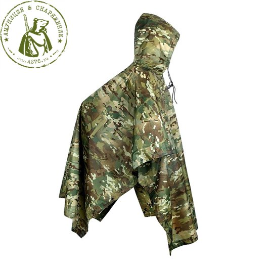 Пончо дожевик Outdoor Army Tacktical AS-UF003