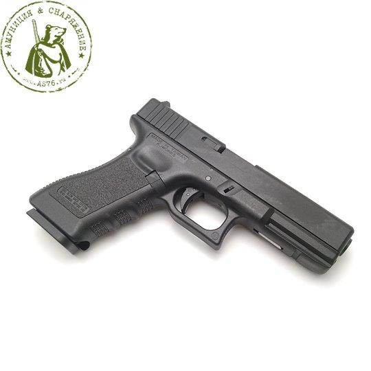 Пистолет KJW Glock G17