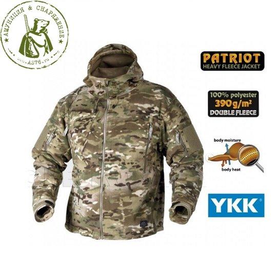Куртка Helikon Patriot Camogrom