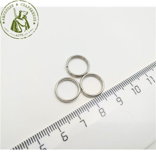 Кольцо карабин 1,2*12 металл