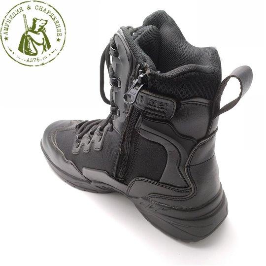 Ботинки 8 Tactical Side Black AS-BT0007B