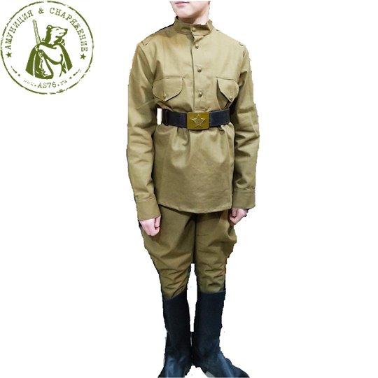 Костюм детский Красной Армии ВОВ 1941-1945