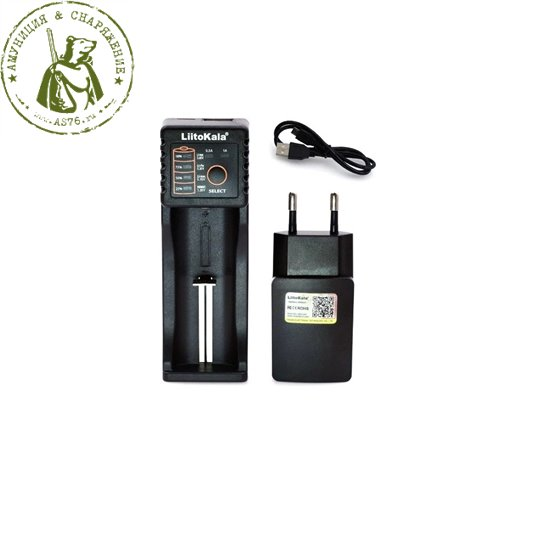 Зарядное устройство LittoKala Lii 101