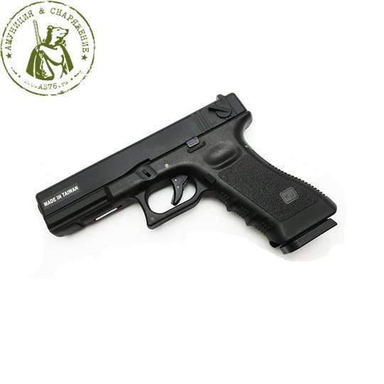 Пистолет KJW Glock G18 GBB CO2