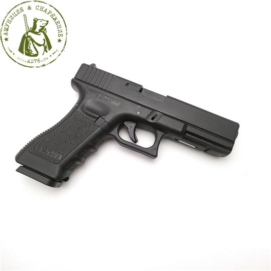 Пистолет KJW Glock G18 GBB