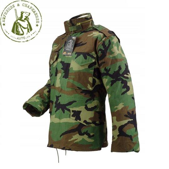 Куртка Helikon М-65 Woodland