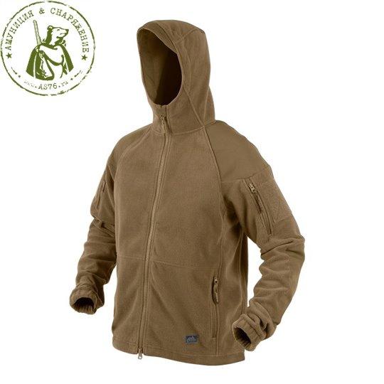 Куртка Helikon Cumulus Coyote флис