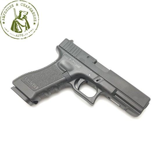 Пистолет KJW Glock G17 CO2