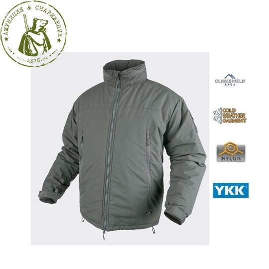 Куртка Helikon Level 7 Winter Jacket Alpha Green