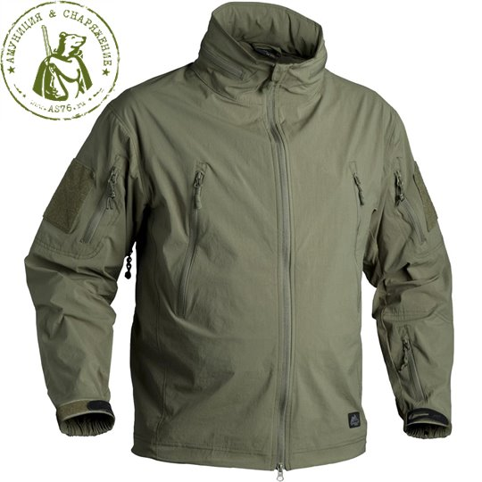 Куртка Helikon Trooper Soft Shell Olive