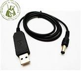 Кабель USB зарядки рации Baofeng