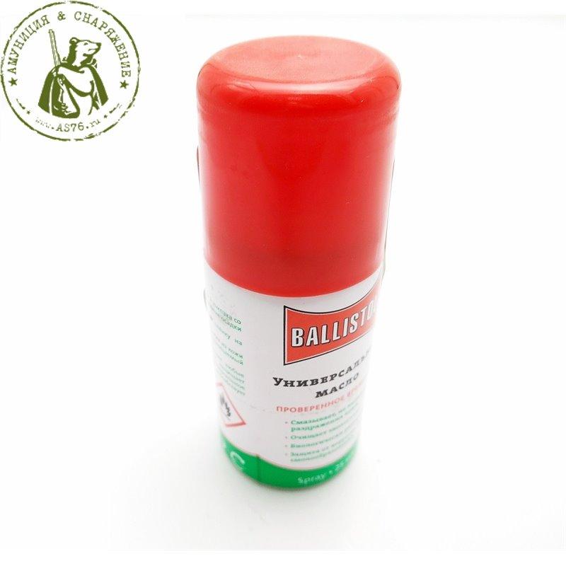 Масло оружейное Balistol 25ml spray