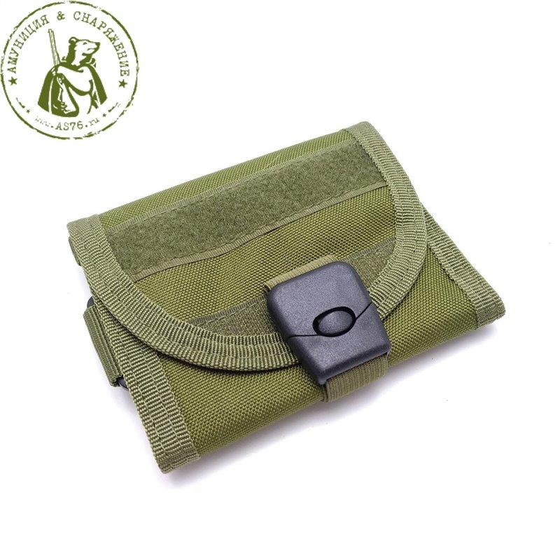 Бумажник походный 10x12cm