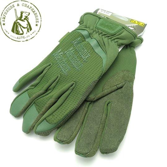 Перчатки MW Fastfit TAB Glove Cowert Olive Dr