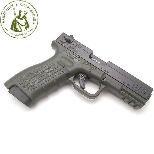 Пистолет Kurs К17 CO СХП калибр 10ТК