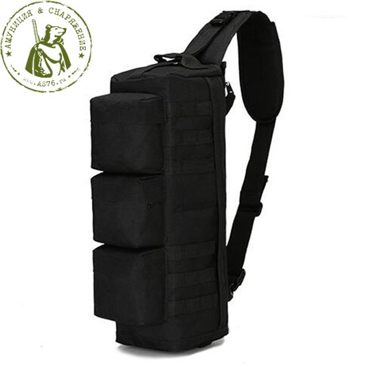 Сумка наплечная Tactical Go Pack Camping Military