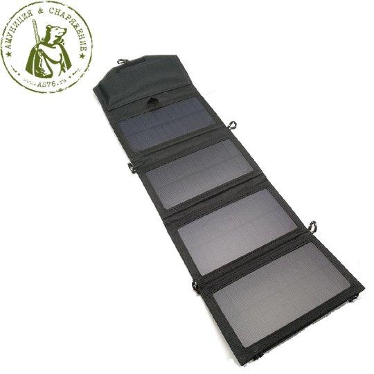 Зарядное устр. на солнечных панелях Ggx 8 Вт