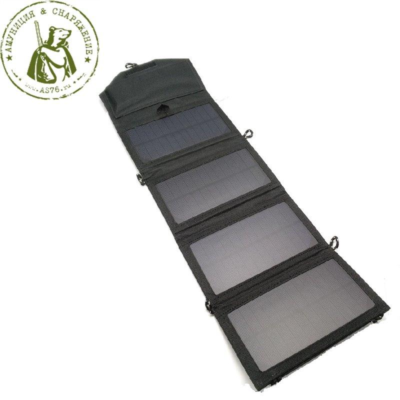 Зарядное устройство на солнечных панелях Ggx 8 Вт