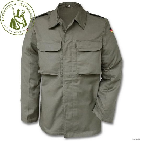 Куртка BW Moleskinjack Olive н/о