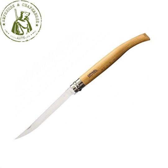 Нож Opinel 10VRI Effile филейный