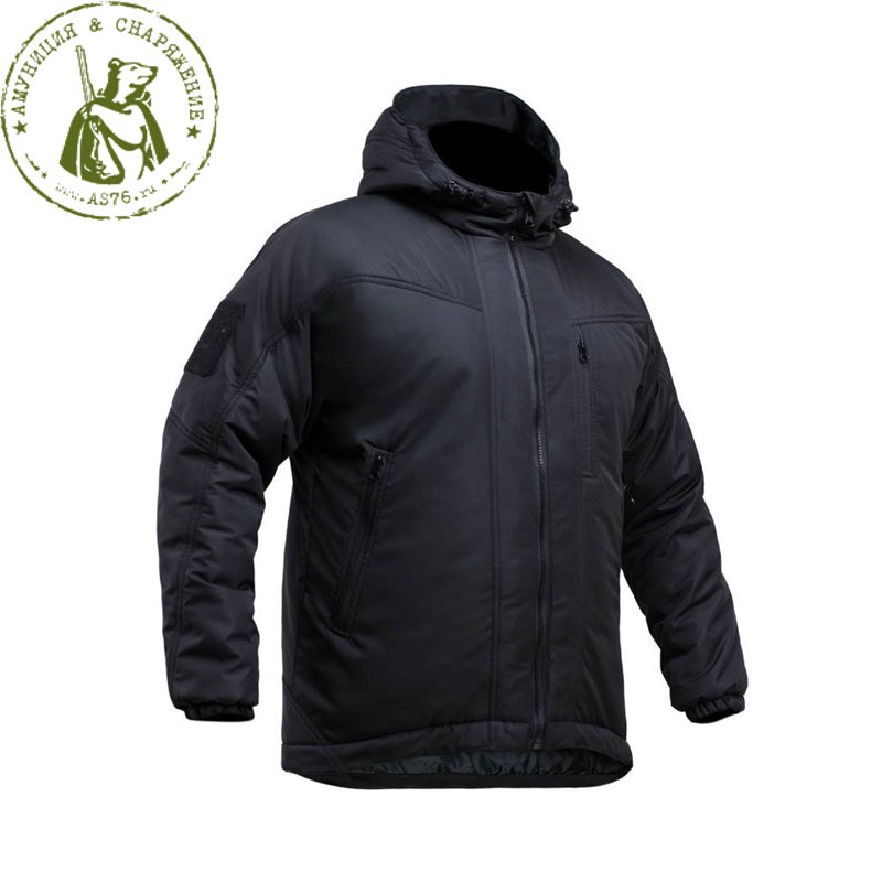 Куртка Барс Циклон зимняя Black