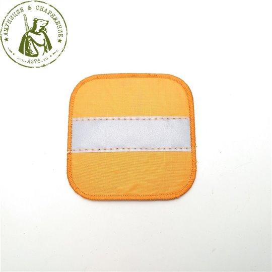 Нашивка СП сигнальная оранжевая