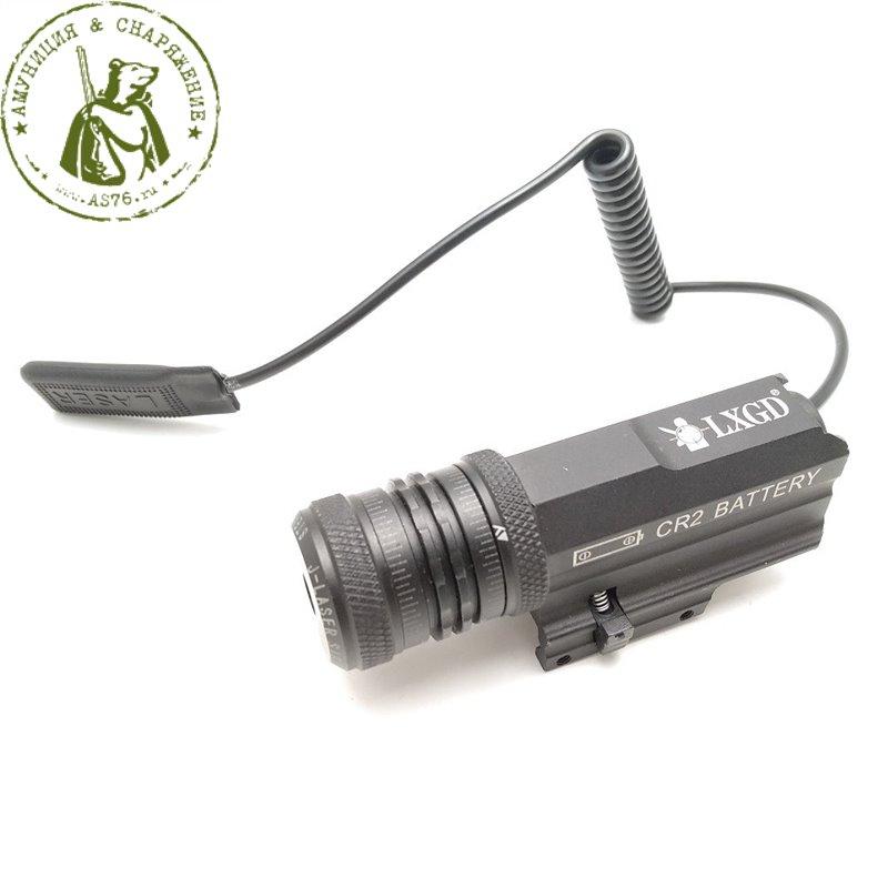 Целеуказатель лазерный Tac Green RIS