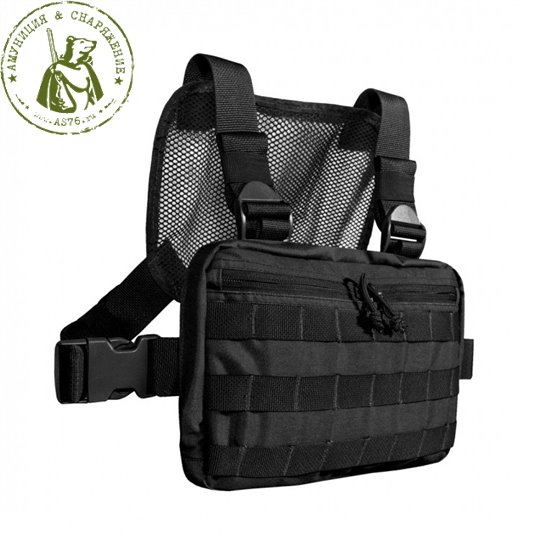 Сумка Sturmer нагрудная Recon Kit Bag Черная