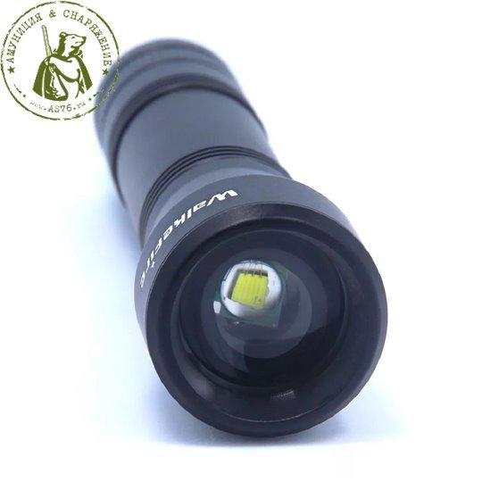 Фонарь WalkeFire XM-L T6 АКБ 18650